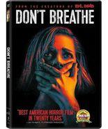 Dont Breathe (DVD, 2016) - £6.42 GBP