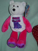 Rhode Island, 50 States Of America Coin Bears, Limited Treasures - $24.00