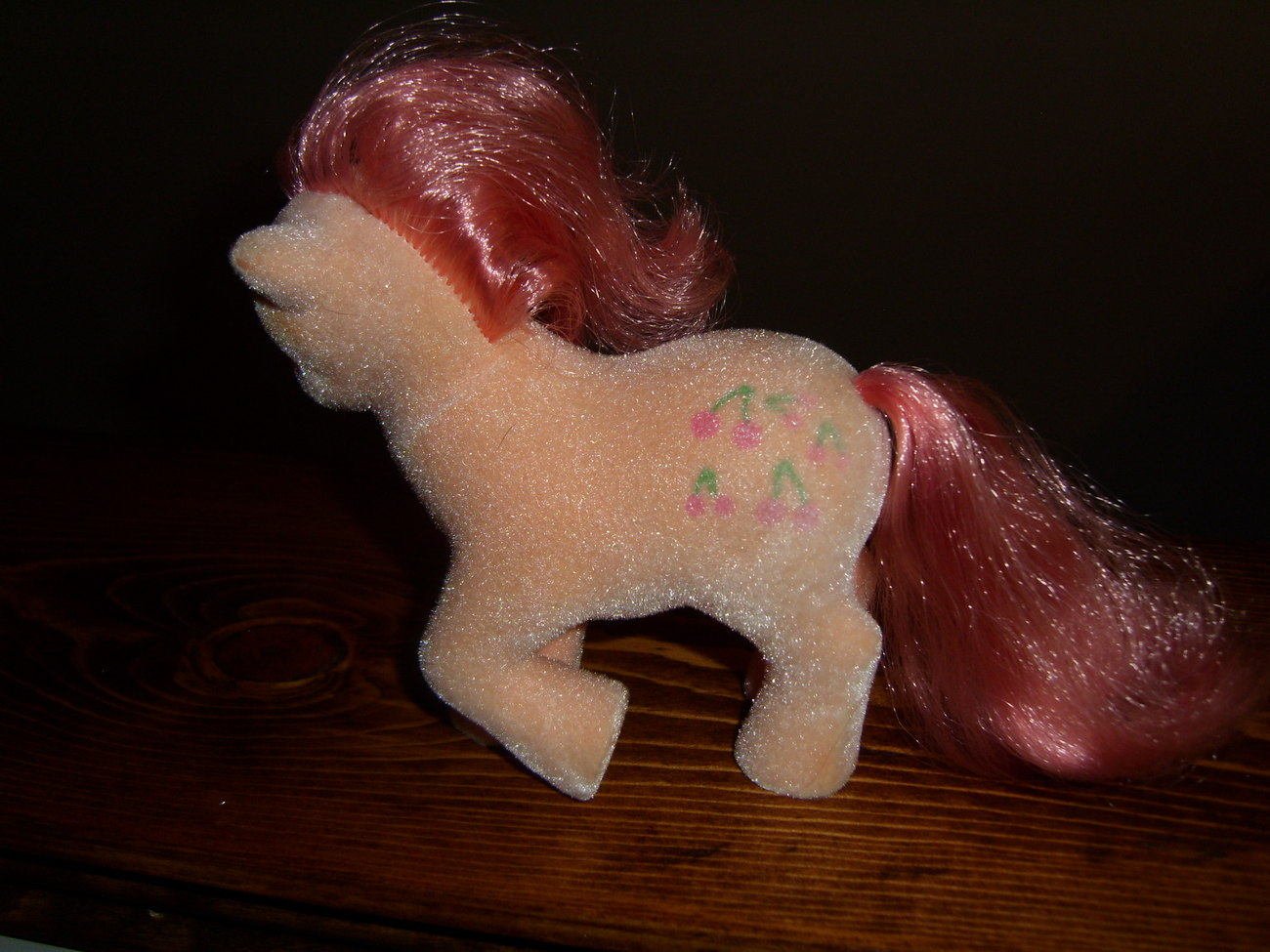 My Little Pony G1 SS Cherries Jubilee