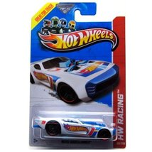 Nitro Doorslammer '13 Hot Wheels 103/250 (White) Vehicle - $0.99