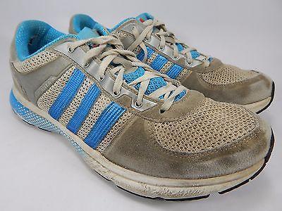 Adidas Atlanta 10 Women's Running Shoes Size US 9.5 M (B) EU 42 Gray Blue