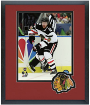 Duncan Keith 2016 NHL Stadium Series - 11 x 14 Team Logo Matted/Framed Photo - $42.95