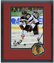 Teuvo Teravainen 2016 NHL Stadium Series - 11 x 14 Team Logo Matted/Framed Photo - $42.95