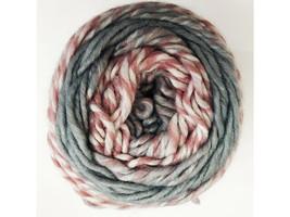 Caron Swirl Cakes Yarn in Plum Crumble #296622 image 2