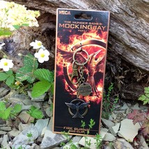 The Hunger Games Mockingjay Part 1 Fire Burns Brighter Bag Clip by NECA - $19.90