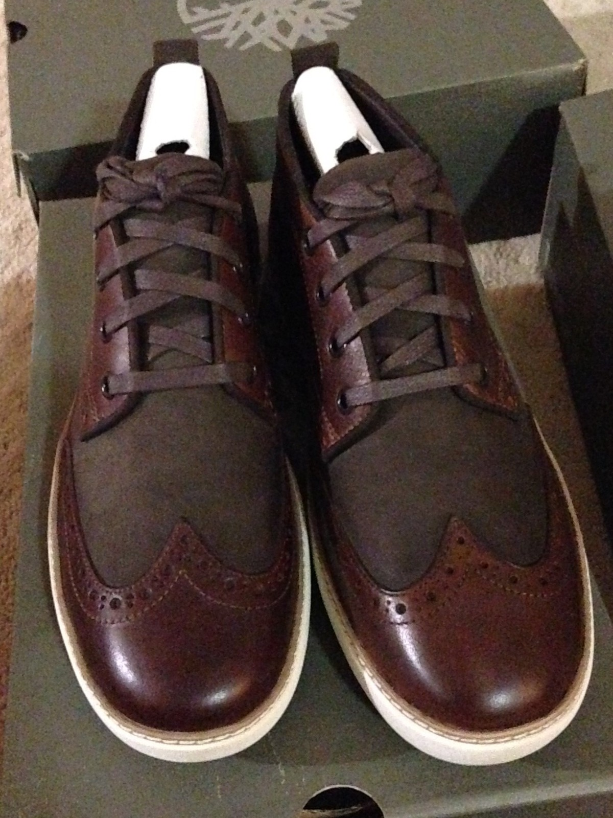 24409db5722 New Timberland Earthkeepers Hudston Brogue and 50 similar items