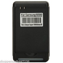 Wall Dock Battery Charger For Samsung Galaxy S3 i9300; i535; L710; T999;... - $4.50