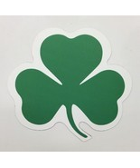 St. Patrick's Day Green Shamrock Clover Car Fridge Mailbox Magnet Irish - $4.99