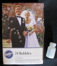Bubble Bottles with Wands - $9.85