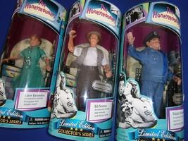 The Honeymooners  Set of 3 Dolls Limited Editio... - $89.10