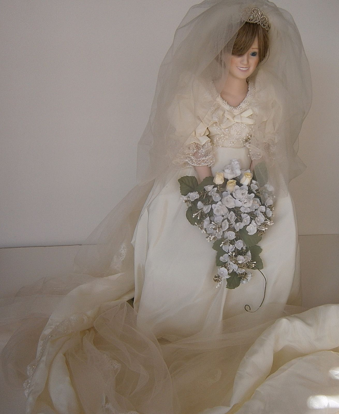 The Princess Diana Bride Doll by Danbury Mint