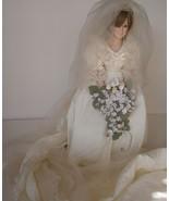 The Princess Diana Bride Doll by Danbury Mint - $94.05