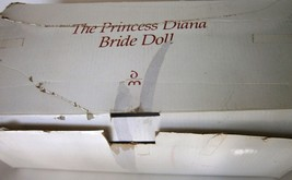 The Princess Diana Bride Doll by Danbury Mint image 5