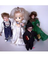 Four Vintage Dolls - $34.65