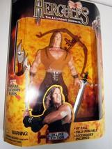 """Hercules """"The Legendary Journeys"""" 10"""" Doll - $31.68"""