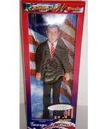"""George W. Bush Talking Doll 12"""" NEW - $45.54"""