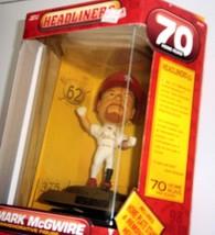 "Head Liners ""Mark McGuire"" Commemorative Figure - $18.81"