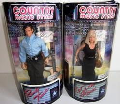 "Country Music Stars ""Leann Rimes"" & ""Randy Trav... - $64.35"