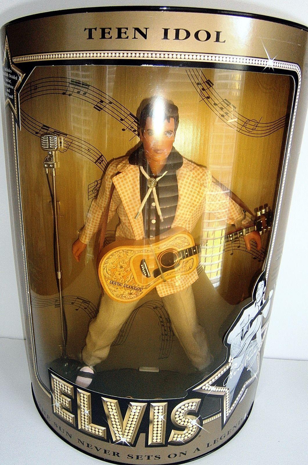 "Elvis Presley ""TEEN IDOL"" Doll 12"" New in Box-Never Opened"