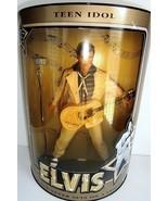 "Elvis Presley ""TEEN IDOL"" Doll 12"" New in Box-Never Opened - $28.71"