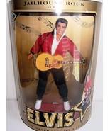 "Elvis Presley ""Jailhouse Rock"" Doll 12"" New in Box-Never Opened - $48.51"