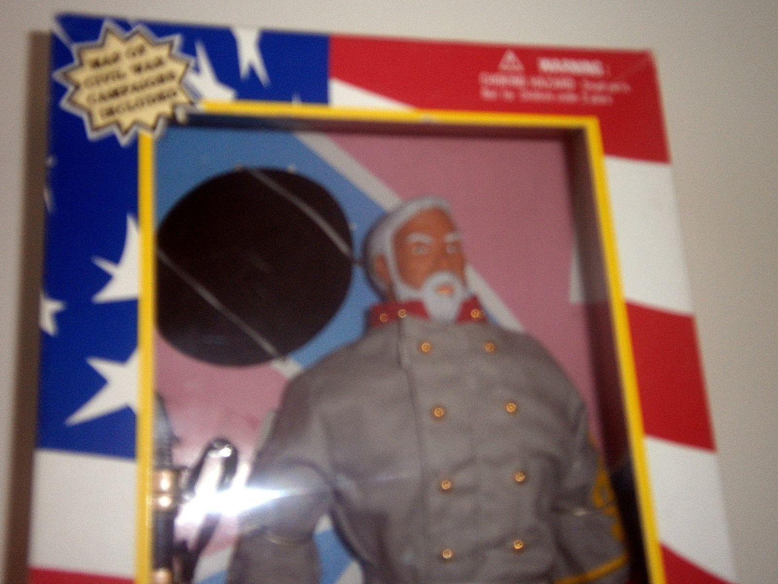 """U.S Serviceman Civil War """"General"""" Doll NEW image 3"""