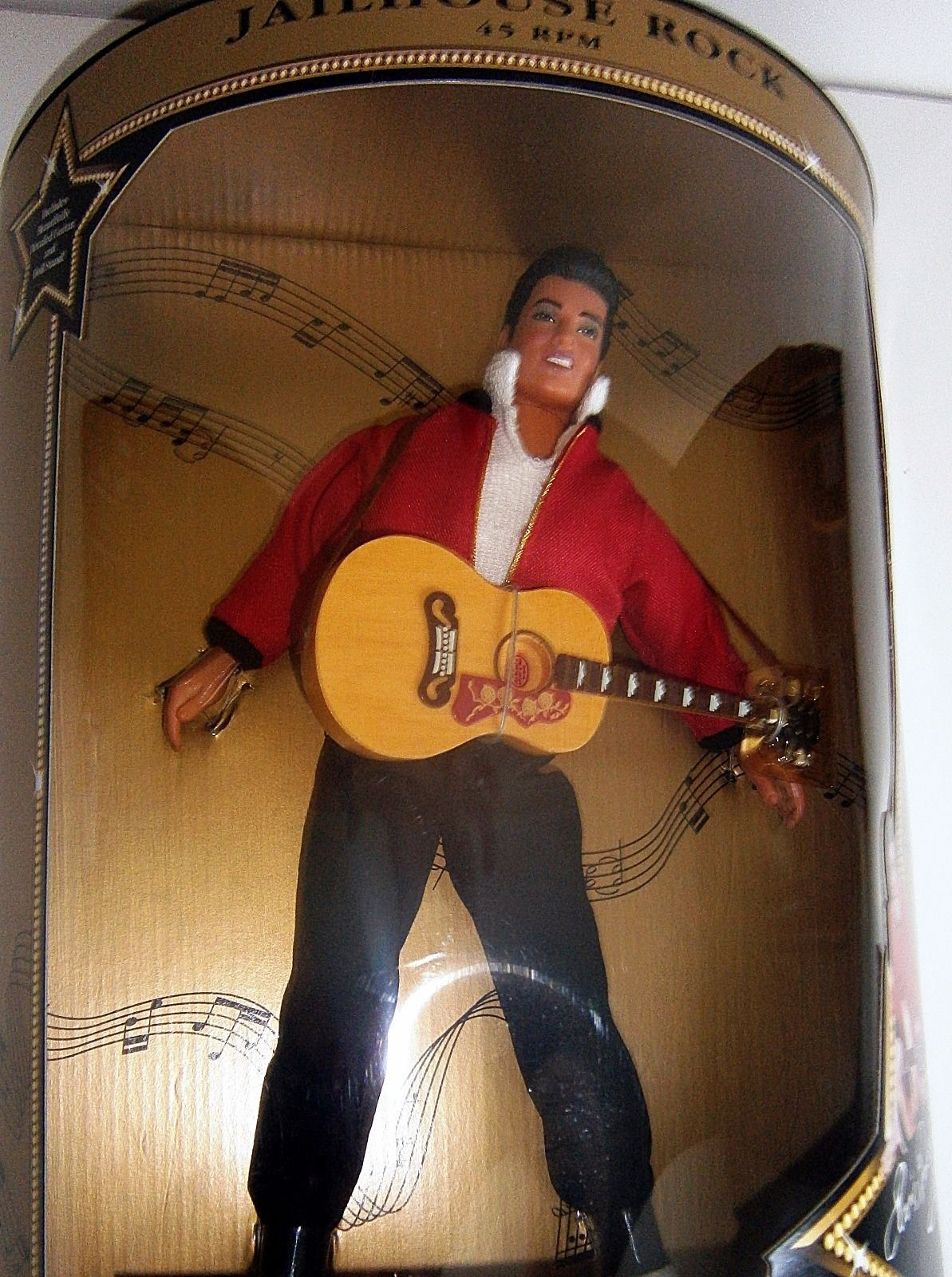 "Elvis Presley ""Jailhouse Rock"" Doll 12"" New in Box-Never Opened image 2"