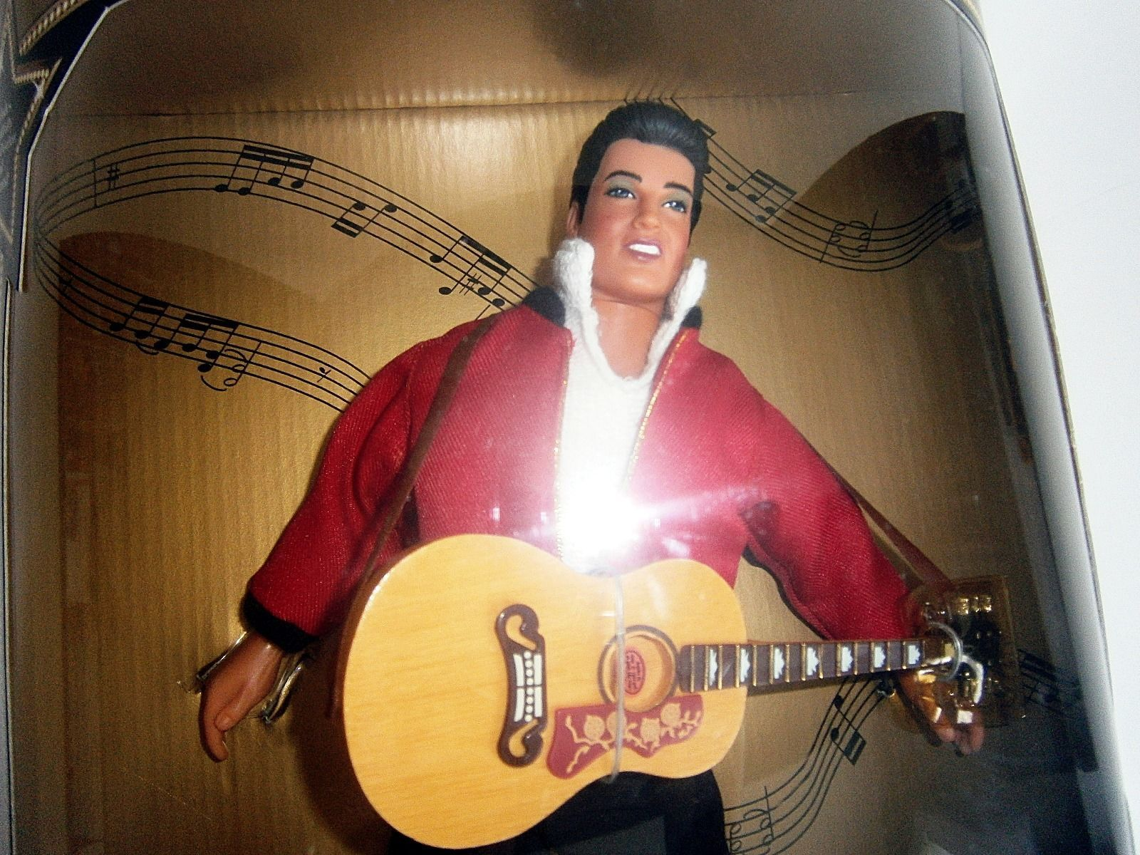 "Elvis Presley ""Jailhouse Rock"" Doll 12"" New in Box-Never Opened image 3"