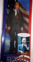 George H. Bush Talking Doll NEW image 2