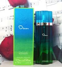 Oscar De La Renta Tropical Edt Spray 3.3 Fl. Oz. Nwb - $109.99