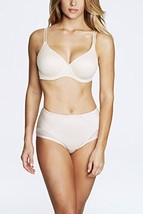Dominique Women's Plus Size Shaping Brief Nude,5Xl - $28.71