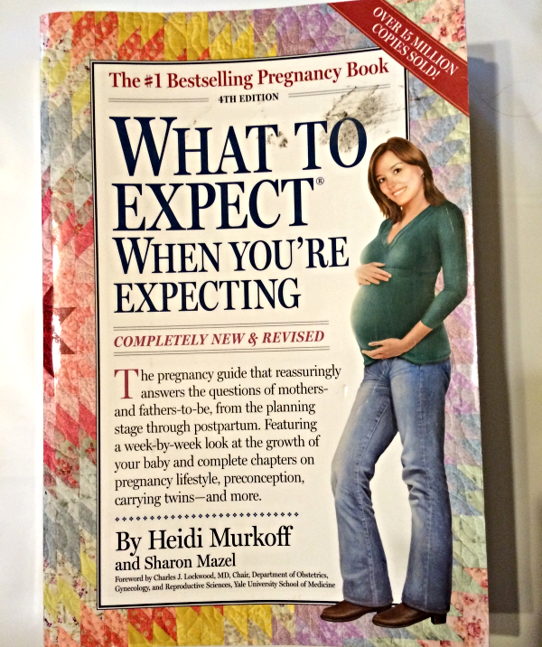Bestselling Pregnancy Book What to Expect When You're ...