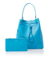 Furla Stacy Small Drawstring Bucket Bag - $259.00