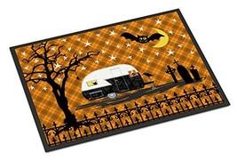 "Caroline's Treasures Halloween Vintage Camper Doormat, 18"" x 27"", Multic... - €37,67 EUR"