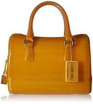 Furla Candy Cookie Mini Satchel Top Handle Bag, Girasole, One Size [Acce... - $141.55