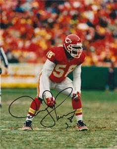 7dff1881348 DERRICK THOMAS SIGNED PHOTO 8X10 RP AUTOGRAPHED KANSAS CITY CHIEFS