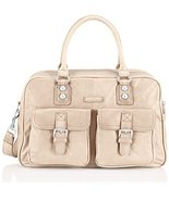 Liebeskind Berlin Frida B Front Pocket Satchel Top Handle Bag, Powder Ro... - $156.75