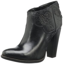 Diesel Women's Girl On Tex Guadalupy Boot,Black,7.5 M US [Apparel] - $74.09