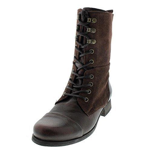 Diesel Women's Give Ankle Boot,Brown,6 M US [Apparel] - $75.99