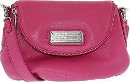 Marc by Marc Jacobs New Q Mini Natasha Cross Body Bag, Bright Rosa, One ... - $189.05
