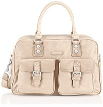 Liebeskind Berlin Frida B Front Pocket Satchel Top Handle Bag, Powder Ro... - $151.05