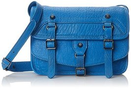 Ash Ace Cross Body Bag, Azure Blue, One Size [Apparel] - $122.55