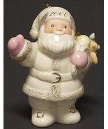 Lenox Santa's Special Delivery the 2000 Annual Santa Ornament - $47.47