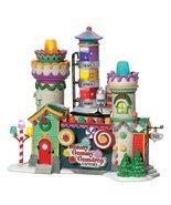 Department 56 North Pole Yummy Gummy Gumdrop Factory - $82.12