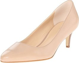 Cole Haan Women's Lena Mid Pump II Maple Sugar Pump 9 B (M) [Shoes] - $56.05