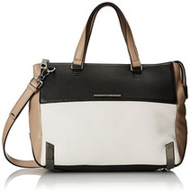 Marc by Marc Jacobs Women's Sheltered Island Satchel, Black Multi, One Size - $265.05