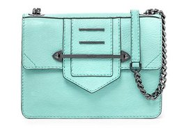 Botkier Women's Dylan Cross Body Bag in Mint - $124.88 CAD