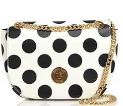 Moschino Shoulder Bag - Polka Dot Medium - $265.05