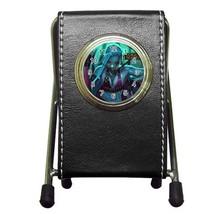 League Of Legends Hd Jinx Leather Pen Holder De... - $17.99