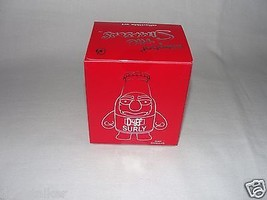 "Kidrobot The Simpsons Surly Duff Beer 3"" Vinyl Art Figure New in Sealed Box - $20.56"